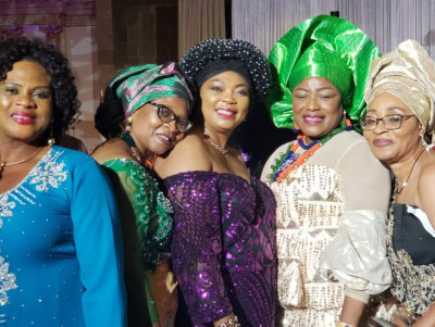 HON. ROSE EGWOM'S DAUGHTER'S WEDDING