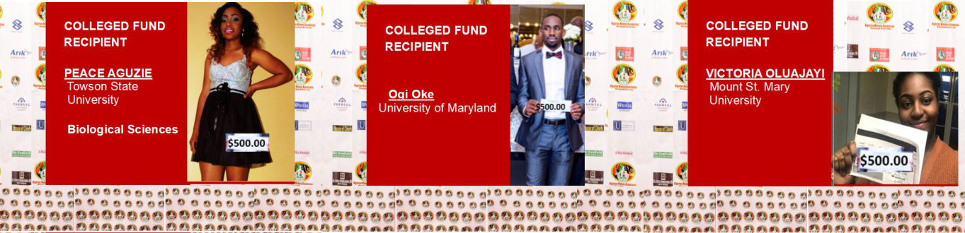 college fund recipients
